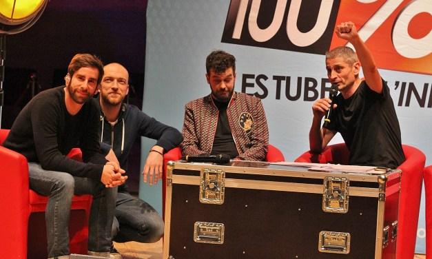 100% Concert privé avec Claudio Capéo – 100% radio 90.5 FM à Toulouse @ St Pierre des Cuisines – 31 janvier 2019
