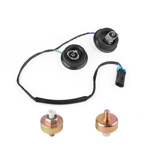 small resolution of 2 knock sensors wire harness for gm ls1 lq9 ls6 4 8l 5 3l 5 7l 6 0l 8 1l
