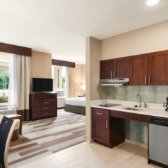 Hotels With Kitchens In Atlanta Ga Extra Large Stainless Steel Kitchen Sinks Photos Hotel Homewood Suites By Hilton Perimeter Center Room
