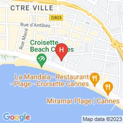 Hotel Jw Marriott Cannes Rservez avec Hotelsclickcom