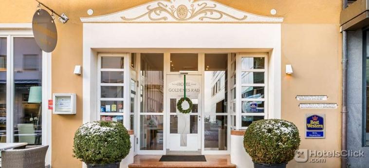 Best Western Hotel Goldenes Rad Friedrichshafen Book With