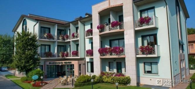 Hotel Eden Exterior Lake Garda