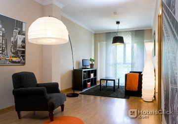 Nh La Florida Aparthotel Madrid Reserva con Hotelsclickcom