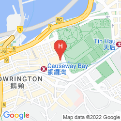 Hotel The Park Lane Hong Kong A Pullman Book with