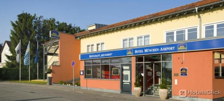 Best Western Hotel Munchen Airport Munich Book With