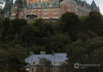 Hotel Fairmont Le Chateau Frontenac Quebec City Rservez