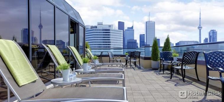 Chelsea Hotel Toronto Rservez Avec