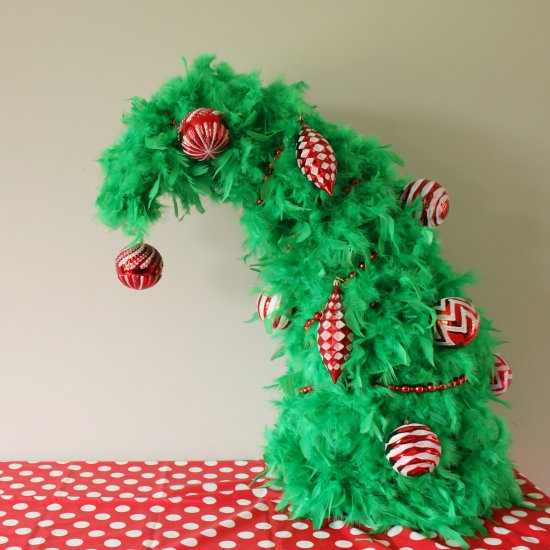 Whoville Inspired Christmas Tree