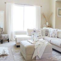 Light Colored Living Rooms | Luxury Design Ideas