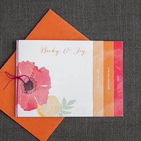 Wedding Invitation Booklet Weddinggawker