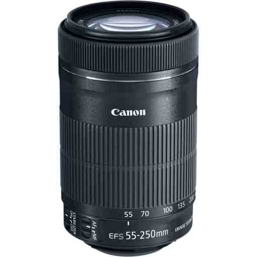 Canon EF S 55 250mm1 - Canon EF-S 55-250mm f/4-5.6 IS STM Lens