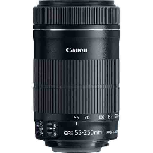 Canon EF S 55 250mm15 - Canon EF-S 55-250mm f/4-5.6 IS STM Lens