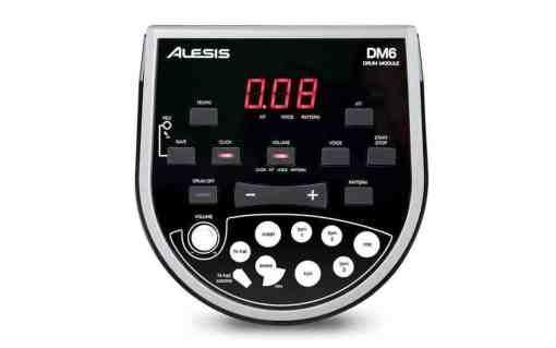 Alesis Burst Electronic Drum Set with DM6 Module 3 - Alesis Burst Kit Electronic Drum Set w/ DM6 Module Includes: Drum, Throne, Drum Sticks & BONUS Free Headphones