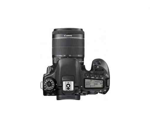 Canon EOS 80D DSLR Camera with 18 55mm Lens1 10 1 - Canon EOS 80D Digital SLR Kit with EF-S 18-55mm f/3.5-5.6 Image Stabilization STM Lens (Black)