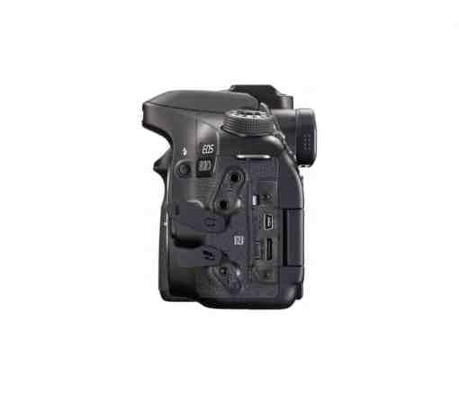 Canon EOS 80D DSLR Camera with 18 55mm Lens1 12 1 - Canon EOS 80D Digital SLR Kit with EF-S 18-55mm f/3.5-5.6 Image Stabilization STM Lens (Black)