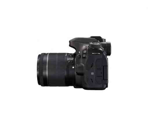 Canon EOS 80D DSLR Camera with 18 55mm Lens1 13 1 - Canon EOS 80D Digital SLR Kit with EF-S 18-55mm f/3.5-5.6 Image Stabilization STM Lens (Black)
