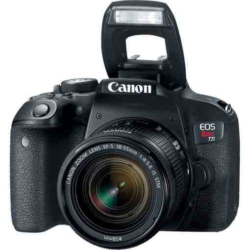 Canon EOS Rebel T7i DSLR Camera with 18 55mm Lens 10 - Canon EOS Rebel T7i Digital SLR Camera with 18-55mm Lens
