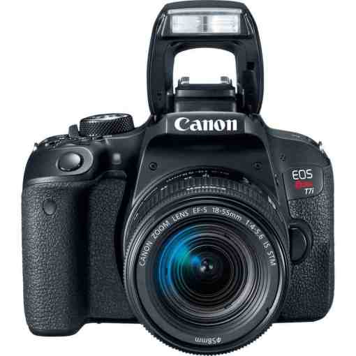 Canon EOS Rebel T7i DSLR Camera with 18 55mm Lens 9 - Canon EOS Rebel T7i Digital SLR Camera with 18-55mm Lens