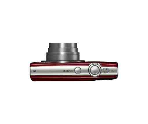 Canon PowerShot ELPH 180 Digital Camera Red5 - Canon PowerShot ELPH 180 Digital Camera (Red)