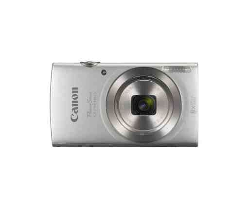 Canon PowerShot ELPH 180 Digital Camera Silver1 - Canon PowerShot ELPH 180 Digital Camera (Silver)