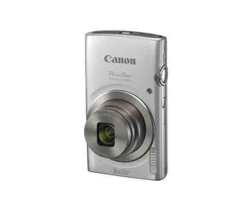 Canon PowerShot ELPH 180 Digital Camera Silver2 - Canon PowerShot ELPH 180 Digital Camera (Silver)