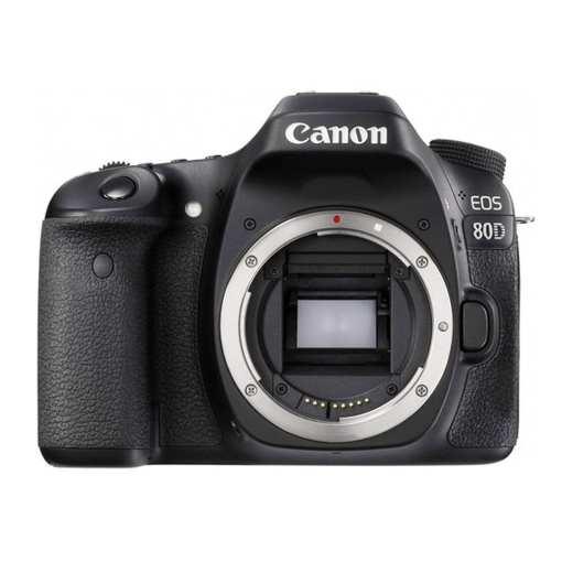 508a960c 0ac1 47af 9819 53c3d3aede1f - Canon EOS 80D Digital SLR Camera Body (Black)