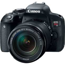 Canon EOS Rebel T7i DSLR Camera with 18 135mm Lens 01 - Sale