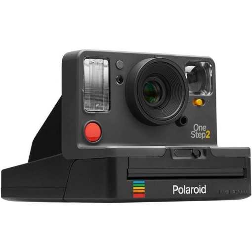 Polaroid Originals OneStep2 Instant Film Camera 01 - Polaroid Originals OneStep 2 Instant Film Camera, Graphite Black