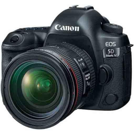 3e8fdd9d 4047 4176 b2d7 893771cce465 - Canon EOS 5D Mark IV Full Frame Digital SLR Camera with EF 24-70mm f/4L IS USM Lens Kit