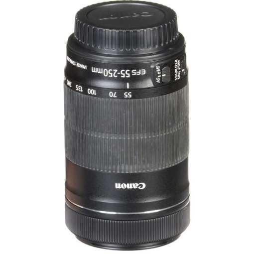6e003dac d89b 436b b205 71deaec85454 - Canon EF-S 55-250mm F4-5.6 IS STM Lens for Canon SLR Cameras