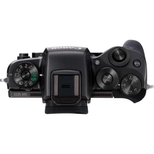 7ab7bac2 b107 4aeb a602 b381a563ab56 - Canon EOS M5 Mirrorless Camera Body - Wi-Fi Enabled & Bluetooth