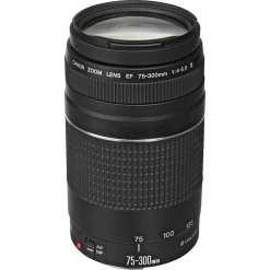 8ea97d57 6adc 4c96 9e8f 1dcaf3a586f6 - Canon Zoom Telephoto EF 75-300mm f/4.0-5.6 III Autofocus Lens
