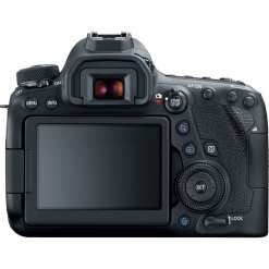 Canon EOS 6D Mark II DSLR Camera Body Only 0 - Canon EOS 6D Mark II DSLR Camera (Body) Wi-Fi Enabled