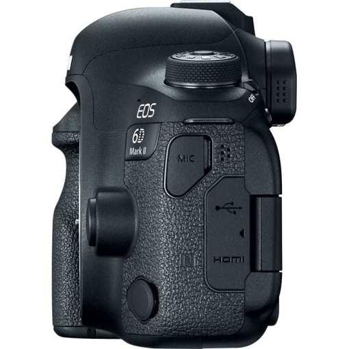 Canon EOS 6D Mark II DSLR Camera Body Only 04 - Canon EOS 6D Mark II DSLR Camera (Body) Wi-Fi Enabled
