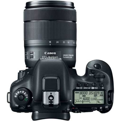 Canon EOS 7D Mark II DSLR Camera with 18 135mm f 3.5 5.6 IS USM Lens W E1 Wi Fi Adapter 04 - Canon EOS 7D Mark II Digital SLR Camera with EF-S 18-135mm IS USM Lens Wi-Fi Adapter Kit
