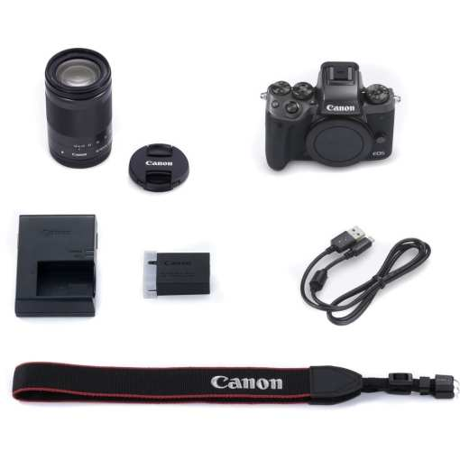 Canon EOS M5 Mirrorless Digital Camera with 18 150mm Lens 016 - Canon EOS M5 EF-M 18-150mm f/3.5-6.3 IS STM Lens Kit