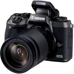 Canon EOS M5 Mirrorless Digital Camera with 18 150mm Lens 02 - Sale
