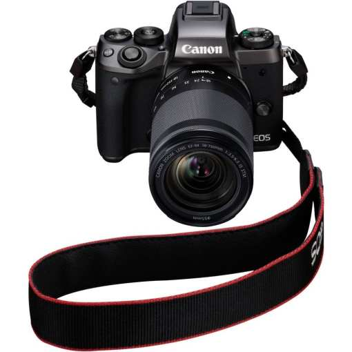 Canon EOS M5 Mirrorless Digital Camera with 18 150mm Lens 05 - Canon EOS M5 EF-M 18-150mm f/3.5-6.3 IS STM Lens Kit