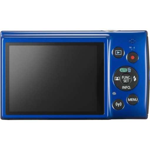 Canon PowerShot ELPH 190 IS Digital Camera Blue 04 - Canon PowerShot ELPH 190 IS with 10x Optical Zoom and Built-In Wi-Fi (Blue)