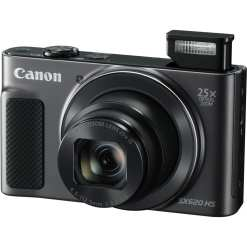 Canon PowerShot SX620 HS Digital Camera Black 02 - Canon PowerShot SX620 Digital Camera w/25x Optical Zoom - Wi-Fi & NFC Enabled (Black)