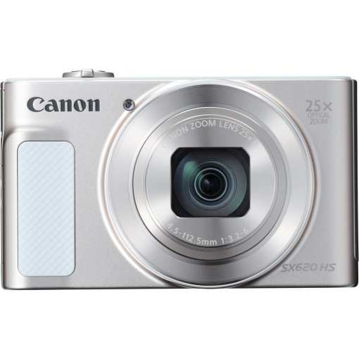 Canon PowerShot SX620 HS Digital Camera Silver 04 - Canon PowerShot SX620 Digital Camera w/25x Optical Zoom - Wi-Fi & NFC Enabled (Silver)