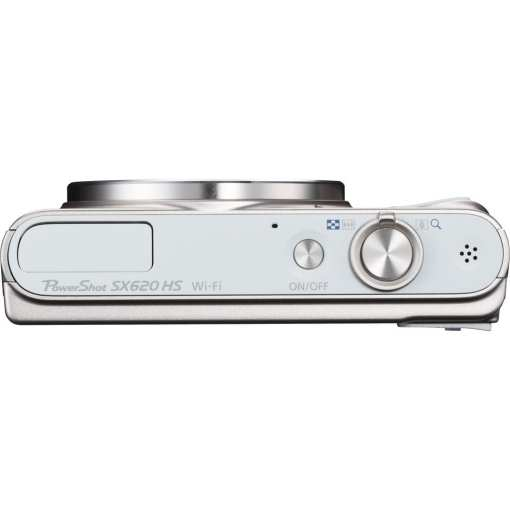 Canon PowerShot SX620 HS Digital Camera Silver 07 - Canon PowerShot SX620 Digital Camera w/25x Optical Zoom - Wi-Fi & NFC Enabled (Silver)