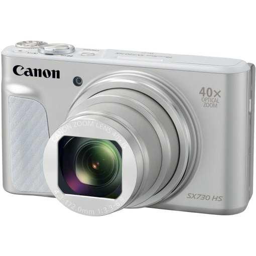 Canon PowerShot SX730 HS Digital Camera Silver 01 - Canon PowerShot SX730 HS (Silver)