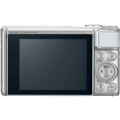 Canon PowerShot SX730 HS Digital Camera Silver 05 - Canon PowerShot SX730 HS (Silver)