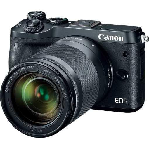 a1d8c378 8774 4e79 8fa0 d45ec93c643d - Canon EOS M6 18-150mm f/3.5-6.3 IS STM Kit (Black)