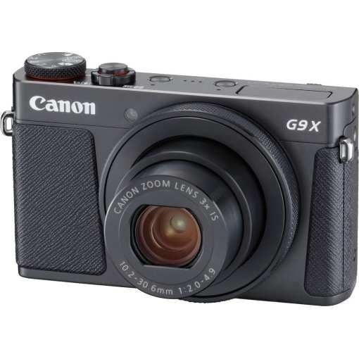 f6b616a9 54ae 48c0 94d4 a10ec65abdd5 - New Canon PowerShot G9 X Mark II Digital Camera (Black)