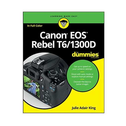 cf124945 8bd9 4500 89ea 3c341a1476cd - Canon EOS Rebel T6 SLR Camera 18-55mm + 32GB + Dummies Book - Bundle