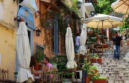 Barrio de Plaka en Atenas: 27 opiniones y 74 fotos