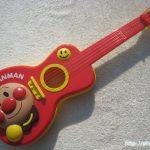 アンパンマンギター1