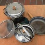 コールマン鍋3